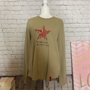 [People's Liberation] Nordstrom Super Soft Tee